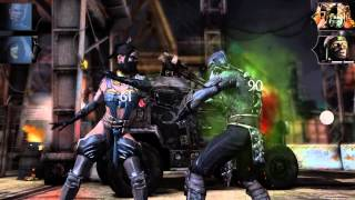 Mortal kombat x mobile assassin katana gameplay the strongest character in the app