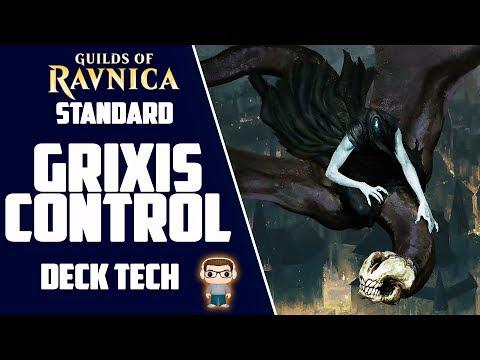 MONO BLUE ARTIFACT CONTROL Deck Tech - Guilds of Ravnica