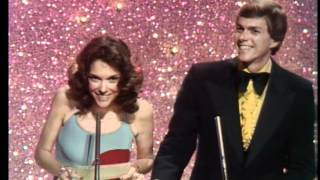 "Charlie Rich Wins Favorite Pop/Rock Album For ""Behind Closed Doors"" - AMA 1975"