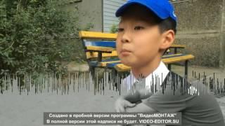 История в обычном городе Шымкенте, с самыми обычными тинейджерами
