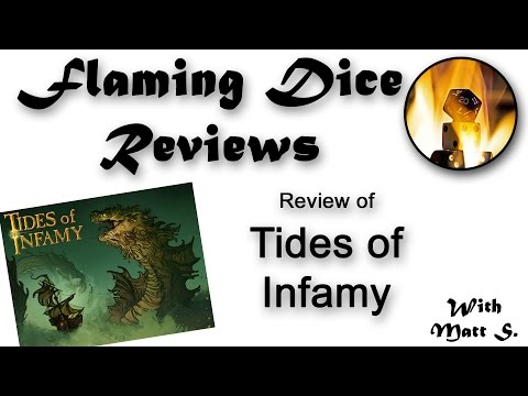 Flaming Dice Reviews 'Tides of Infamy' Video Review