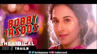 Bobby Jasoos - Official Trailer