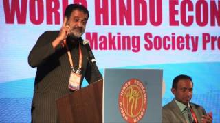 Shri Mohandas Pai Speech at WHEF 2016@Los Angeles