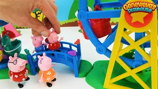 Best Toy Videos for Kids - Peppa Pig at the Fair, Pororo's Birthday, and Paw Patrol Cooking Contest!