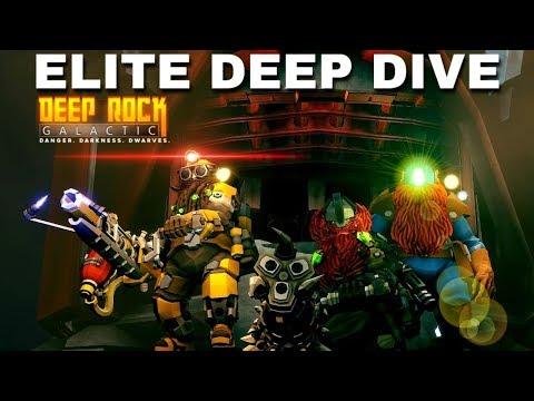 NEW ELITE DEEP DIVE - Deep Rock Galactic
