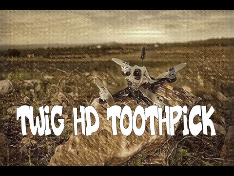Eachine TWIG 115 HD. Review - Setup - Test -