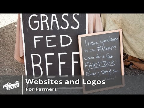 Websites and Logos for Farmers - AMA S3:E2