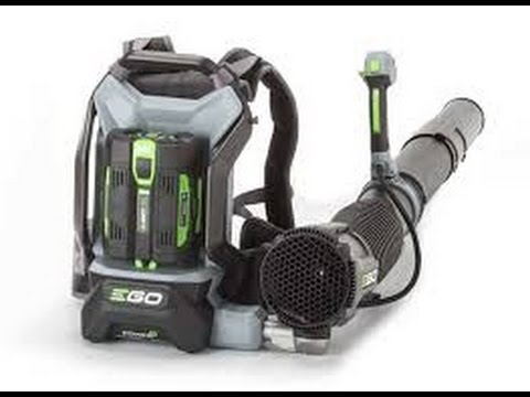 EGO 56 Volt 600 CFM Backpack Blower Review – Model LB6002