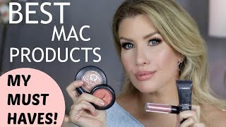 BEST MAC PRODUCTS 2018 || MOST REPURCHASED, MOST LOVED!
