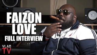 Faizon Love on Chris Tucker, Ice Cube, 2Pac, Katt Williams, Bernie Mac, Friday (Full Interview)