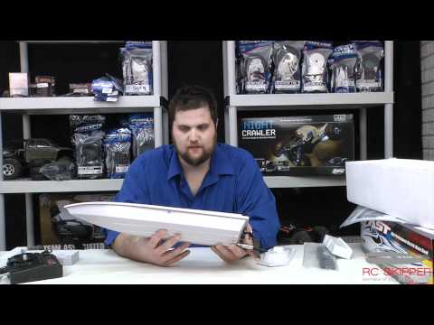 Traxxas Blast RC Boat Unboxing and Review