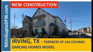Builder spotlight: New construction homes in Las Colinas by Darling Homes - Terraces at Las Colinas