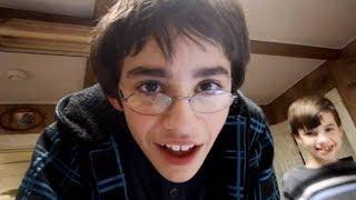 THE WEIRDEST KID IN SCHOOL