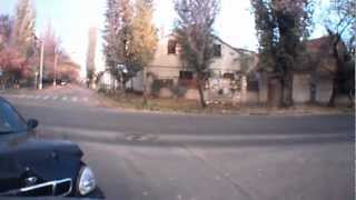 Пьяный киевлянин совершил дтп в Николаеве