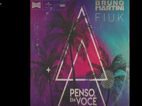 Bruno Martini  Fiuk Penso Em Você Radio Edit