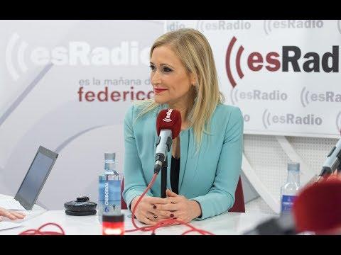 Cristina Cifuentes: