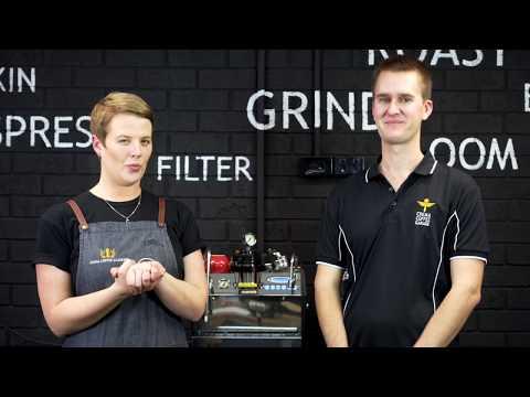 La Marzocco GS3 Coffee Machine | Crema Coffee Garage