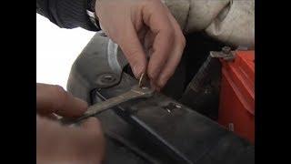 Авто-лайфхаки. Как можно использовать обычный рубль?