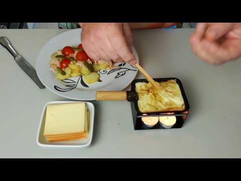 idée Cadeau :la raclette solo pour Duo + bonus épices spéciale fromage