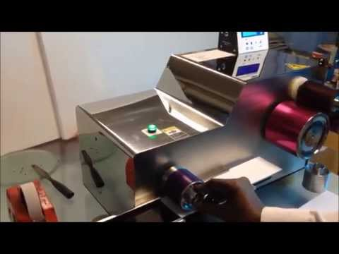 High Speed Printability Tester / Ink Proofer with Ink Setting Test