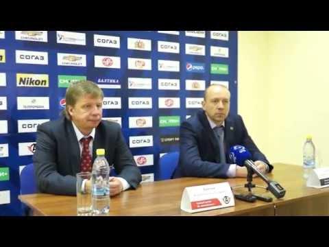 Автомобилист 2-3 (ОТ) Сибирь, Пресс-конференция
