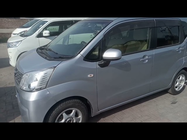 Daihatsu Move X 2017 for Sale in Gujranwala