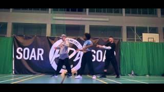 MARCIN REBILLAS Choreography - 'Ghetto Tales' - Chris Brown / HDI UK Dance Camp 2016