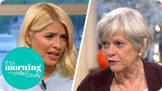 """Ann Widdecombe Believes the #MeToo Movement Is """"Trivial Whinging""""   This Morning"""