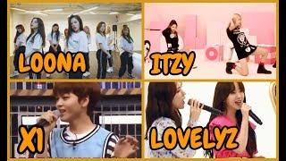◣[Part 10]Kpop Idols Singingdancing To BTS (방탄소년단) Songs Compilation◥