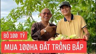 Chấn động, Khương Dừa mang 100 tỷ ra Huế mua 100ha đất trồng bắp của COLOR MAN!!!