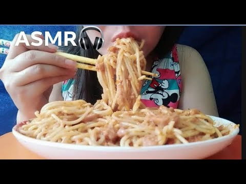 ASMR : HoT and SpiCy Spaghetti : Cooked by Diane