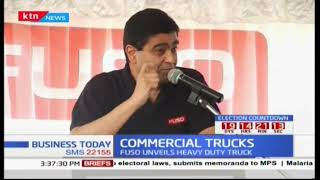 Business Today: FUSO unveils heavy duty trucks