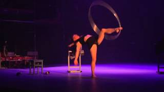 Dreams from the second floor- Hula hoop act