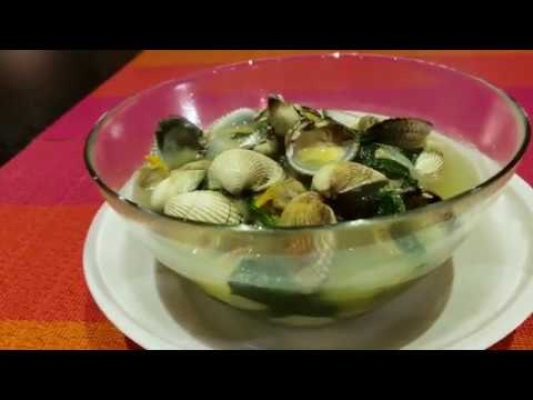 How to cook delicious Cockles Soup Recipe ( Kinason )