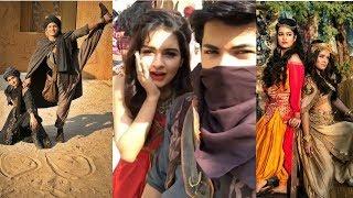 Aladdin Naam to Suna Hoga Actor's Latest Offscreen Masti | Raashul|Avneet Kaur |Siddharth Nigam