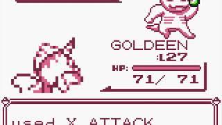 Pokémon: Red Version Boss # 335: The Karate King
