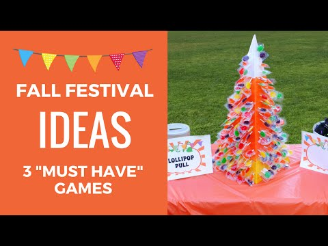 Fall Festival Ideas - 3