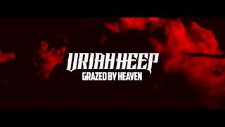 URIAH HEEP RELEASE VIDEO FOR 'GRAZED BY HEAVEN'