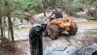 ATV Bounty Hole - Muddy Gras 2019 - General Sams Offroad Park