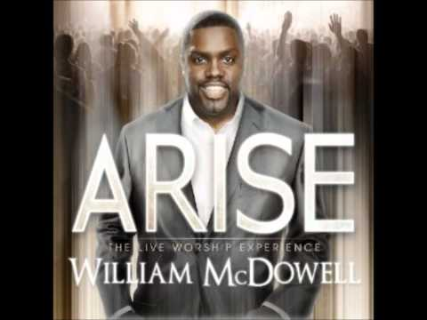 You Are God Alone lyrics by William Mcdowell song with video and