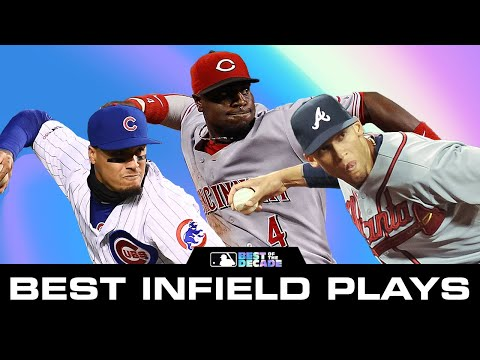 Best Infielder Plays of the Decade! | Best of the Decade