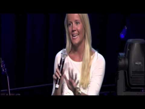 Mallory Weggemann - 2013 Night of Champions Interview