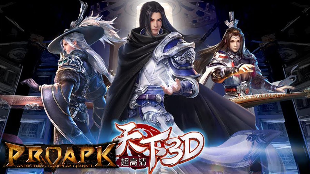 Mabinogi Heroes Mobile Gameplay Android Ios Open World