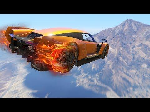 GTA5 空中賽車爭個你死我活