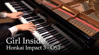 Girl Inside - Honkai Impact 3 OP [mobile game] [piano]