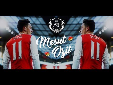 Mesut Ozil - THE MAGIC - Skills/Assists/Goals | 16/17 | HD