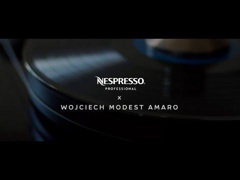 Musique pub  Nespresso Professional x Wojciech Modest Amaro|  Ekspres NESPRESSO MOMENT CAFÉ & LAIT    juillet 2021