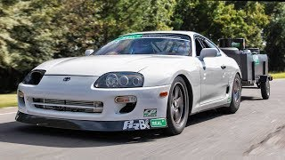 Fastest Road Worthy SUPRA in the World!
