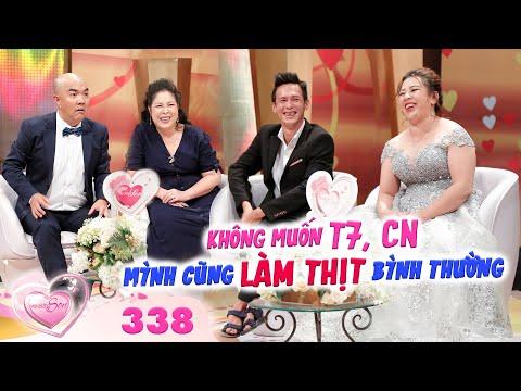 Vợ Chồng Son Tập 338: Cặp đôi đặc biệt cứ cuối tuần là sụp gác xép khiến khán giả cười rụng hàm