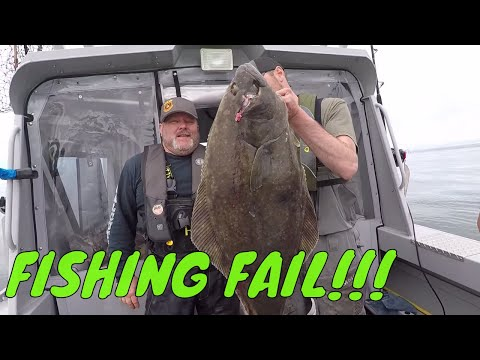Chasing Halibut with a Big Mistake! | Addicted Life Ep. #9